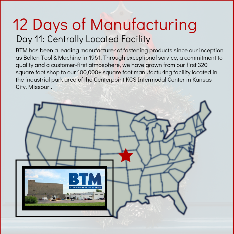 Copy of Copy of Day 9 BTM Mfg