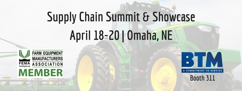 BTM Heads to Industry Tradeshows in Spring 2018