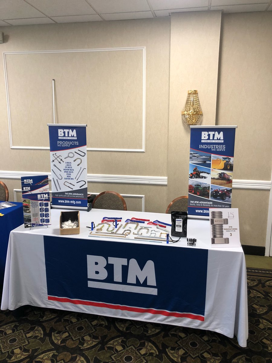From MFDA to IFE... BTM Hits the Industry Tradeshows