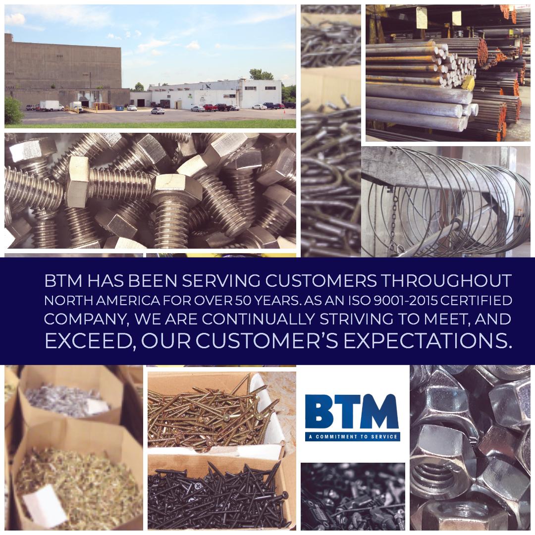 Fastener Custom Manufacturing Made Easy