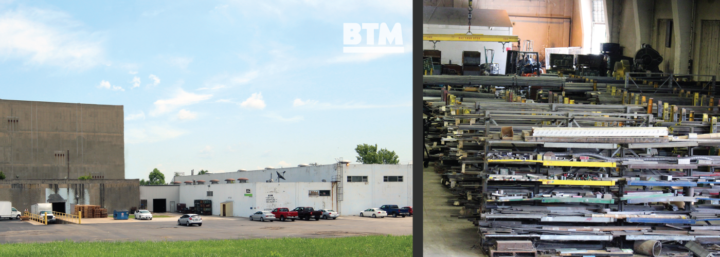 About BTM Manufacturing - specialty threaded fasterners